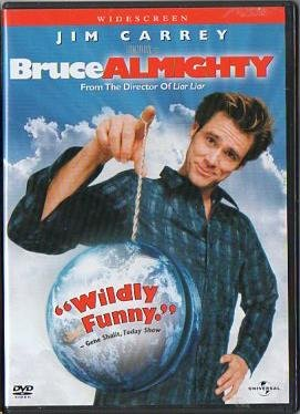 DVD - Used - Bruce Almighty