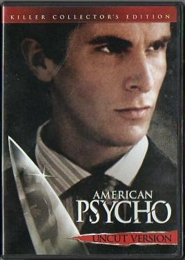 DVD - Used - American Psycho - Killer Collector's Edition