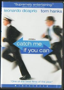 DVD - Used - Catch Me If You Can