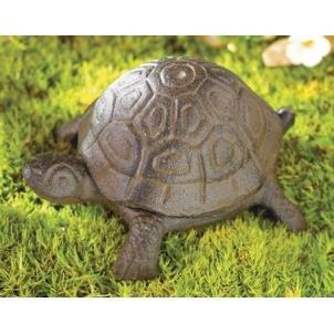 Old World Turtle Key Hider