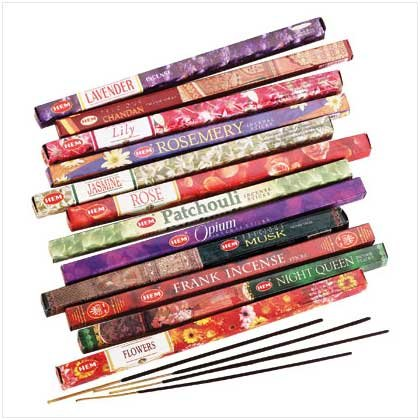 Sai Incense Set