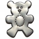 Cips Teddy Bear Magnet - Recycled Can Magnets