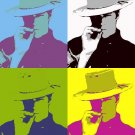 8x10 Clint Eastwood-1 Pop Art Poster