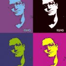 8x10 Bono U2 Popart Print Celebrity Pop Art Picture Limited Edition