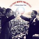 BARACK OBAMA & DR. MARTIN LUTHER KING JR. Poster