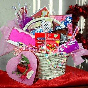 Sweethearts Valentine Gift Basket