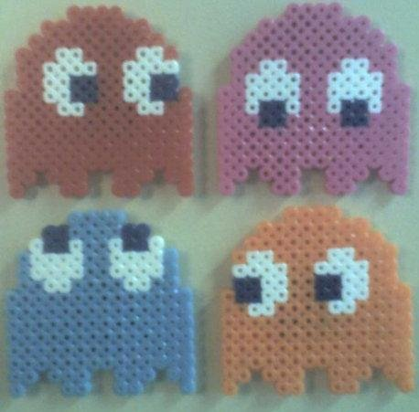 Pacman/Ms Pacman Ghosts
