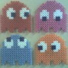 Magnetic Pacman/Ms Pacman Ghosts
