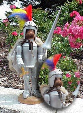 Silver Knight Nutcracker