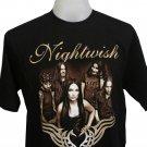 NIGHTWISH   ROCK   T SHIRT  S- XL FREE SHIPP