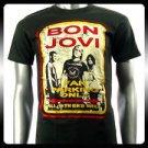 Bon Jovi  Rockers   T-shirt S  free shipping