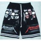 Metallica    Rockers shorts     free shipping