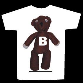 T-shirt BROWN BEAR design