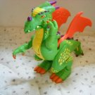 Imaginext Adventures Fire Breathing Dragon Dinosaur