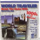 World Traveler Roam The Globe with World Vista Atlas