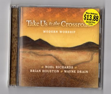 ( Brand New Shrink Wrapped ) Take Us to the Crossroads Music CD