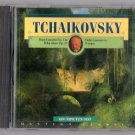 ( USED ) Masters Classic - TCHAIKOVSKY : Piano Concerto No. 1 and Violin Concerto in D major