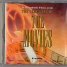 ( USED ) NewSound : The Hollywood Studio Orchestra presents The Very Best of The Movies Music CD