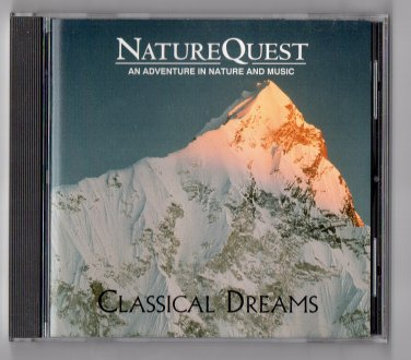 ( USED ) 1994 North Word Press : Nature Quest - Classical Dreams Music CD