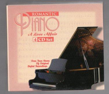( USED ) Otello : Romantic Piano A Love Affair ( 4 CD Set ) 4 Hours of Original Digital Recording
