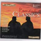 ( USED ) 1997 St. Clair : Romantic Classics ( 3 CD Set ) Over 3 Hours of Music