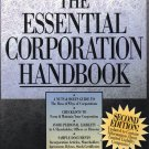 ( Like New ) Carl R. J. Sniffen : The Essential Corporation Handbook - Second Edition
