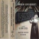 ( USED ) Andrew Lloyd Webber's Sunset Boulevard ( Set of 2 Cassettes )
