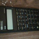 ( USED ) HP Model No. HP 10B Financial Calculator with Pouch and Quick Guide