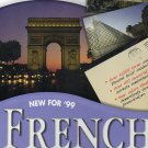 ( NEW Open Box ) Essential Software : Experience and Embrace The French ( Windows 95 CD-ROM )