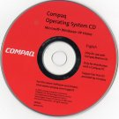 ( USED ) COMPAQ Operating System CD : Windows XP Home ( PC CD-ROM )