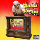 DOM034CD - Butta Verses - Reality BV (CD) DOMINATION RECORDINGS