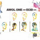 FITB21CD - Awol One And Ecid - Awol One And Ecid Are... (CD) FILL IN THE BREAKS