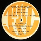 """FPC002LP - First Power Crew - A Fat Packege of Chiropractic Procedures V2 (12"""") FIRST POWER CREW"""