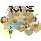 G4CD0038 - Royce - Tuff Love (CD) GALAPAGOS4