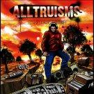 GVL016CD - Alltruisms - Clusterbombs (CD) GRAVEL RECORDS