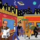 "HAN007LP - Wordburglar - Wordburglar EP (12"") HAND'SOLO RECORDS"