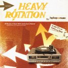 HHIM701CD - Various - Heavy Rotation (CD) HIPHOP IS MUSIC