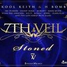 LAH3000CD - Kool Keith & H Bomb (7th Veil) - Stoned (CD) L.A. HILL RECORDS