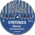 "LODUBSSR002 - Syntonics - Material (12"") LO DUBS"