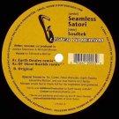 """LTR005 - Seamless Satori - Soultek (12"""") LISTEN TO REASON"""
