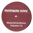 "MO14 - Various - Historical Archives Volume 14 (12"") MEMBERS ONLY"