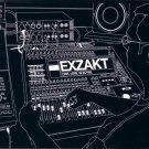 MONOCD003 - Exzakt - Lust.Love.Electro (CD) MONOTONE