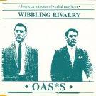 NING12CD - Oas*s - Wibbling Rivalry (CD) FIERCE PANDA