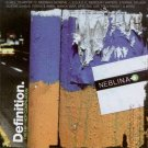 NR0035CD - Various - Definition. The Hip-Hop Compilation (CD) NEBLINA