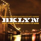 BJ014CD - Various - BKLYN: Heavy Sounds From The County Of Kings (CD) BASTARD JAZZ