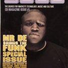 CDM001CD - Various - 3000 CD Magazine #1 (CD) SUBMERGE RECORDINGS