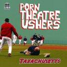 DETCD0190 - Porn Theatre Ushers - Taxachusetts (CD) DETONATOR RECORDS