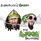 DI007CD - Green Brothers - Everybody's Green (CD) DOVE INK RECORDINGS