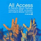 PE65264CD - Various - All Access To Detroit's Music Festivals (CD) PLANET E