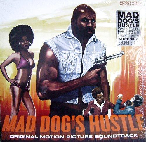 SSRLP267 - Various - Mad Dog's Hustle OST (LP) *SECRET STASH